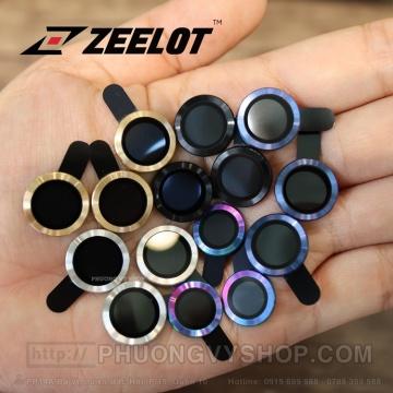 Vòng nhôm camera iPhone 12 mini hiệu Zeelot